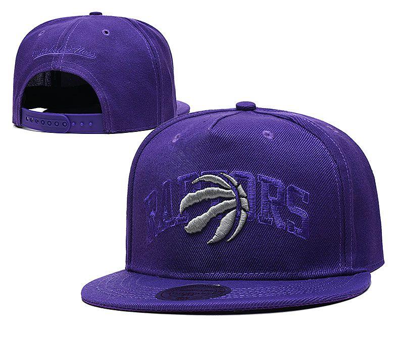 2021 NBA Toronto Raptors Hat TX326