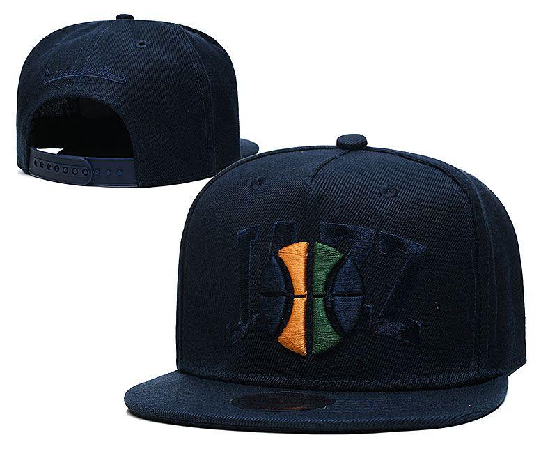 2021 NBA Utah Jazz Hat TX326