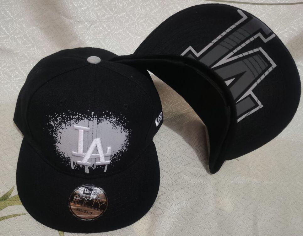 2021 MLB Los Angeles Dodgers Hat GSMY 07133