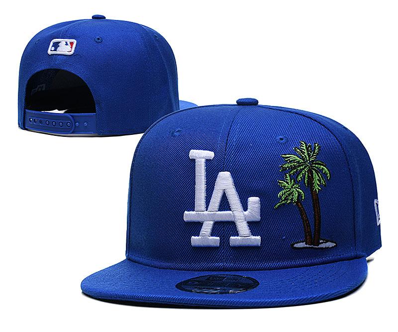 2021 MLB Los Angeles Dodgers Hat TX6046