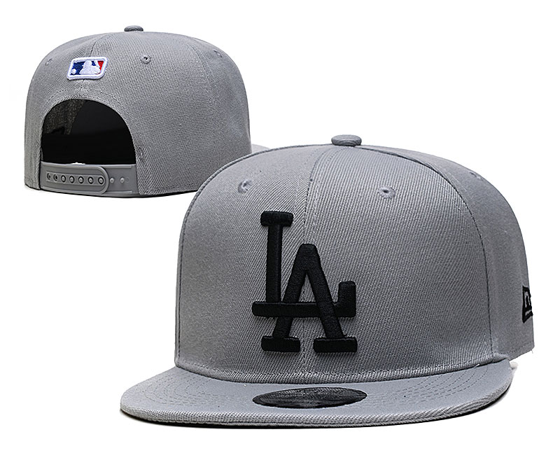 2021 MLB Los Angeles Dodgers Hat TX6045
