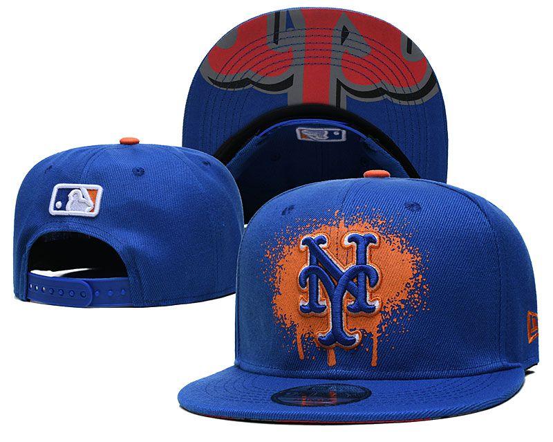 2021 MLB New York Mets Hat GSMY 0725