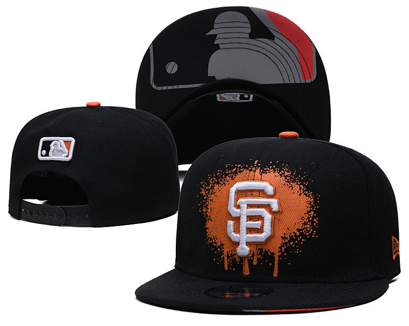 2021 MLB San Francisco Giants Hat GSMY 0725