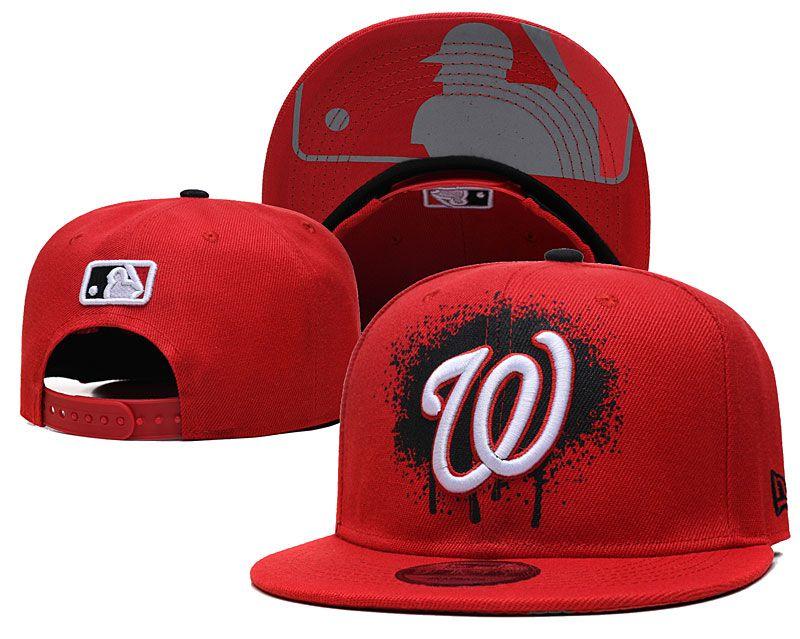 2021 MLB Washington Nationals Hat GSMY 0725
