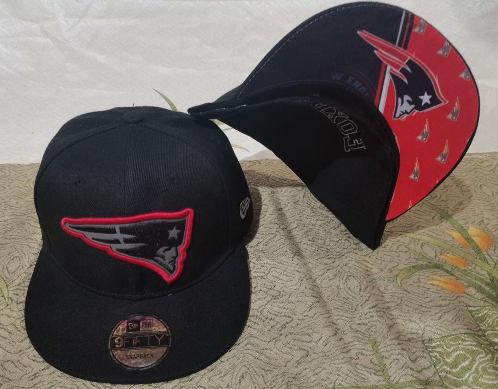 2021 NFL New England Patriots Hat GSMY 0811
