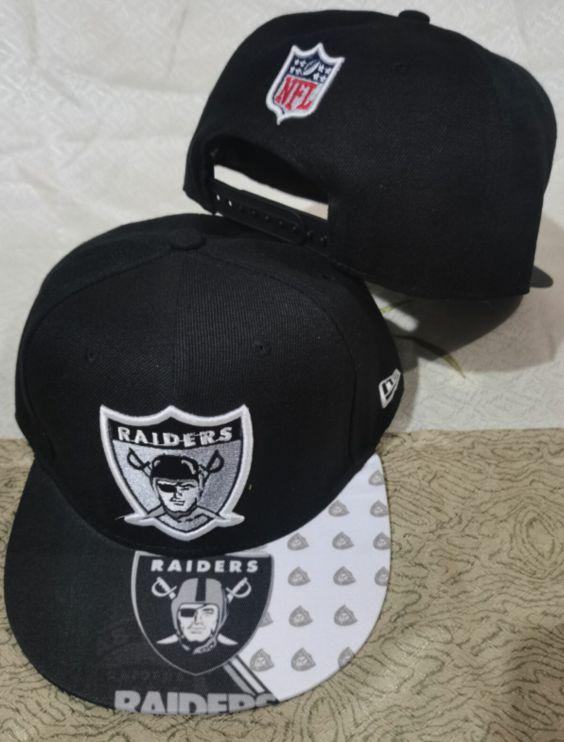 2021 NFL Oakland Raiders Hat GSMY 08111