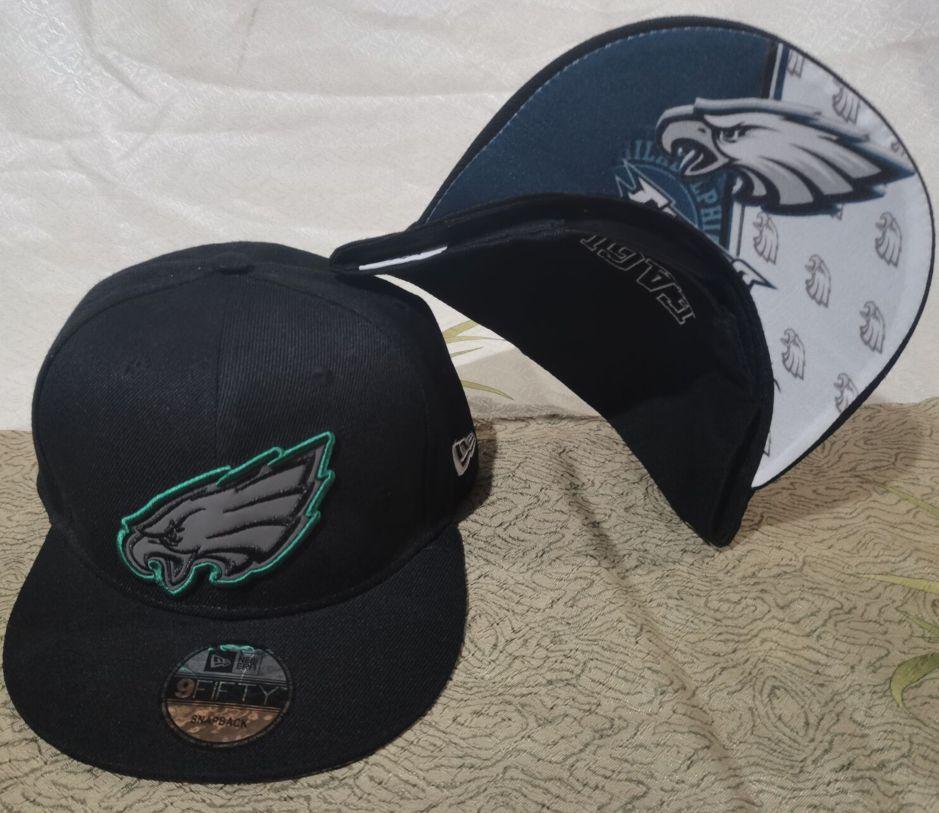 2021 NFL Philadelphia Eagles Hat GSMY 0811