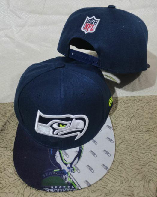 2021 NFL Seattle Seahawks Hat GSMY 08111