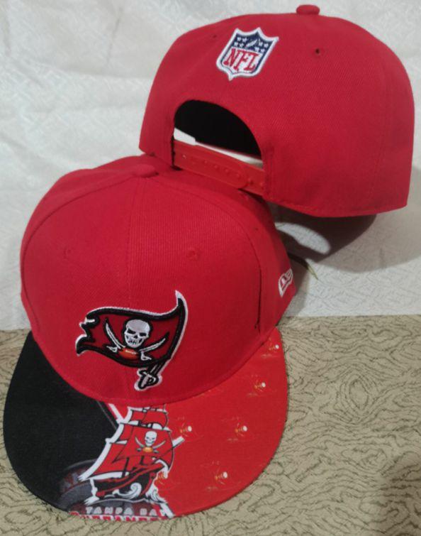 2021 NFL Tampa Bay Buccaneers Hat GSMY 08111