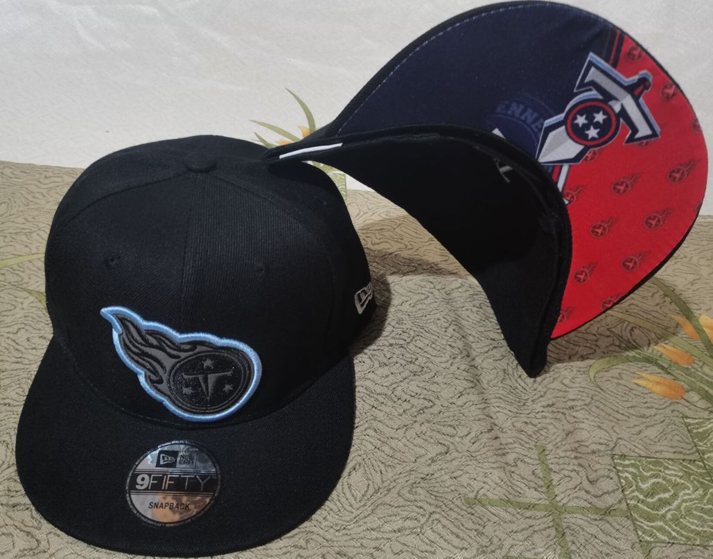 2021 NFL Tennessee Titans Hat GSMY 0811