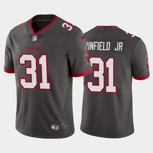 Men's Tampa Bay Buccaneers #31 Antoine Winfield Jr. 2020 NFL Draft Vapor Limited Jersey