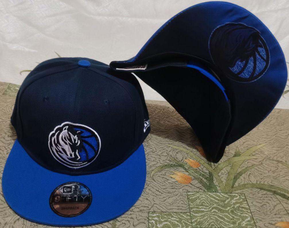 2021 NBA Dallas Mavericks Hat GSMY610