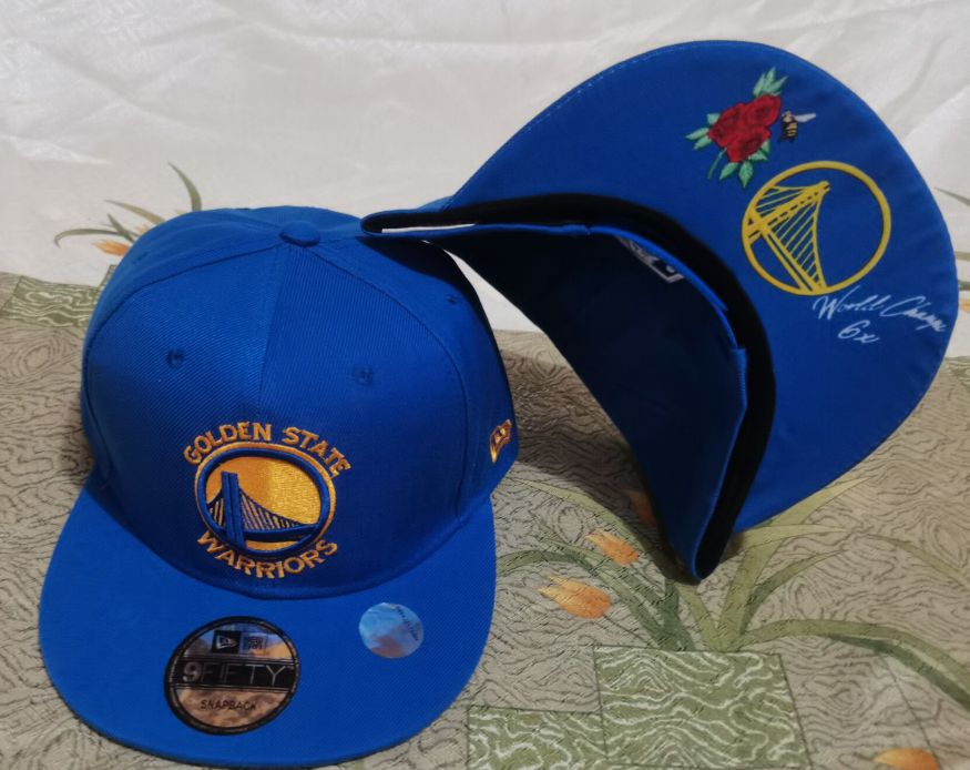 2021 NBA Golden State Warriors Hat GSMY6101