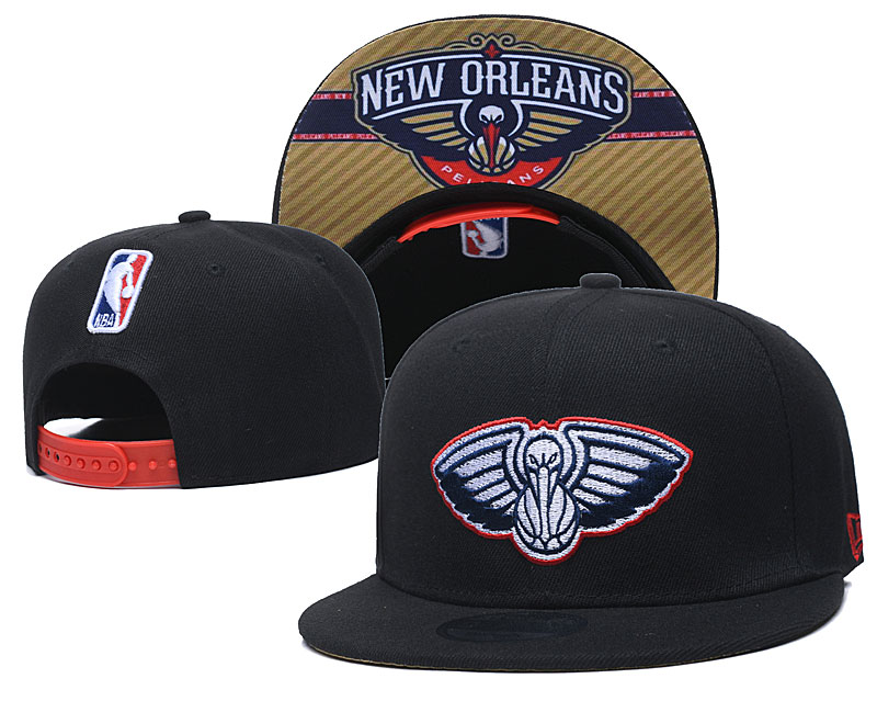 2021 NBA New Orleans Pelicans Hat GSMY407