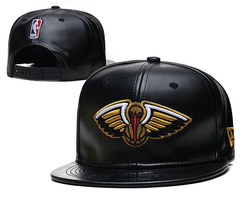 2021 NBA New Orleans Pelicans Hat TX4271