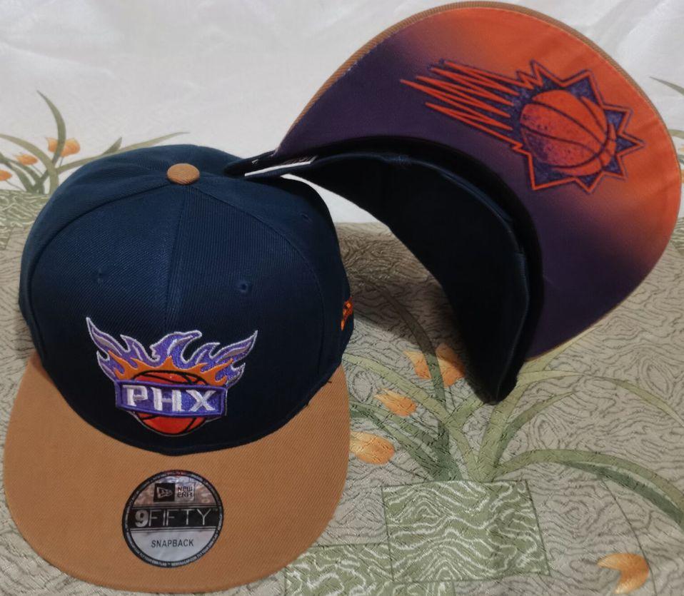 2021 NBA Phoenix Suns Hat GSMY610