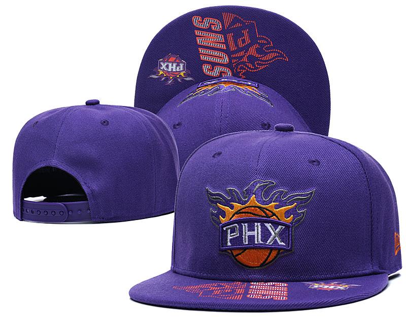 2021 NBA Phoenix Suns Hat GSMY407