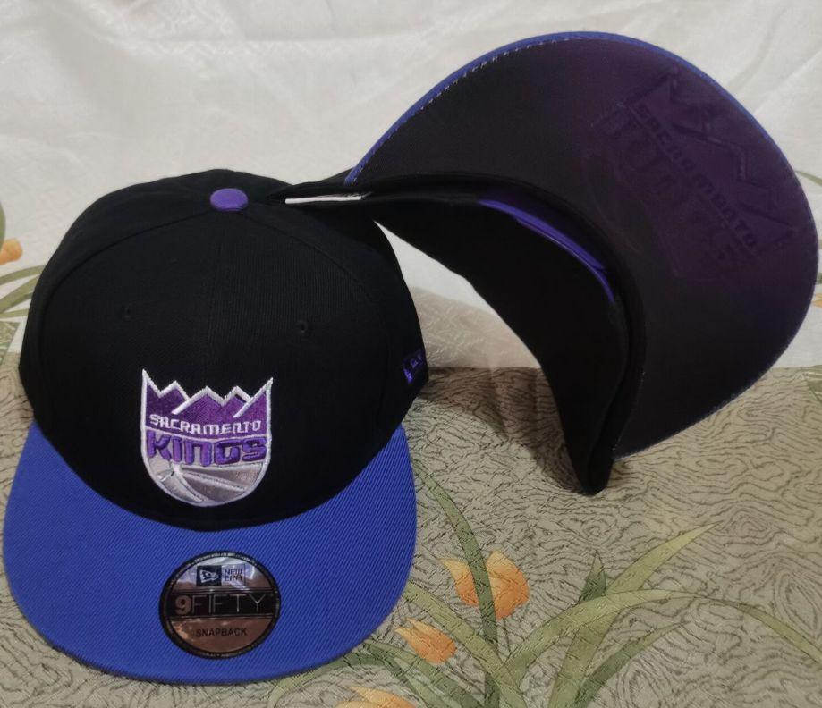 2021 NBA Sacramento Kings Hat GSMY610