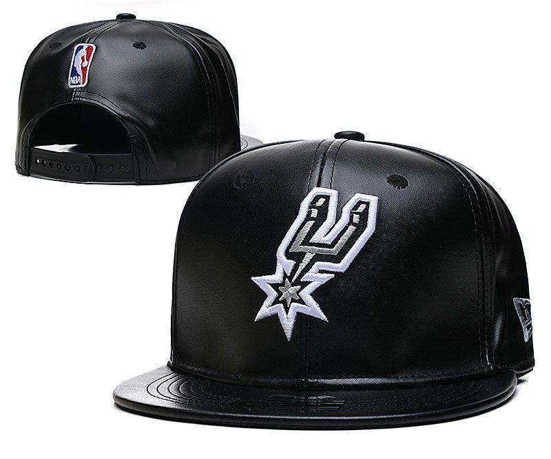 2021 NBA San Antonio Spurs Hat TX4271