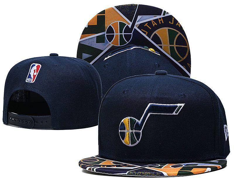 2021 NBA Utah Jazz Hat TX427