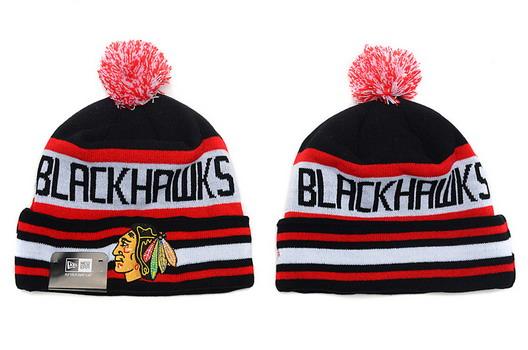 Chicago Blackhawks Beanies YD001