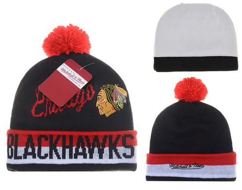 Chicago Blackhawks Beanies YD003