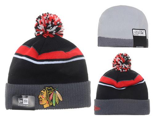 Chicago Blackhawks Beanies YD005