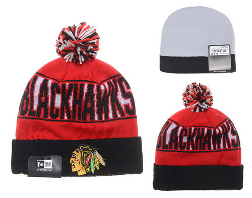 Chicago Blackhawks Beanies YD006