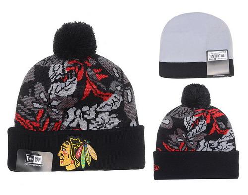Chicago Blackhawks Beanies YD007