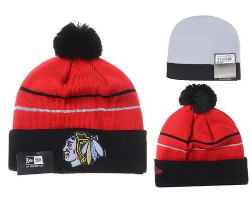 Chicago Blackhawks Beanies YD008