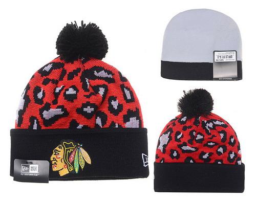 Chicago Blackhawks Beanies YD009