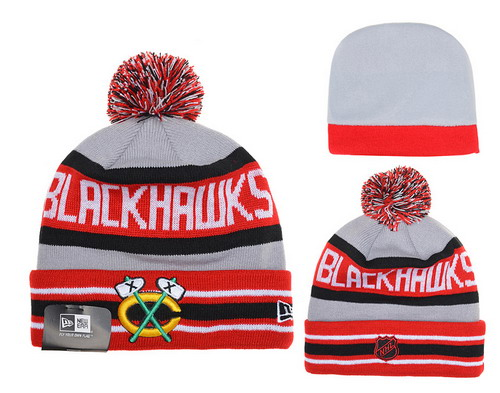 Chicago Blackhawks Beanies YD011