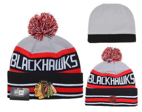 Chicago Blackhawks Beanies YD012