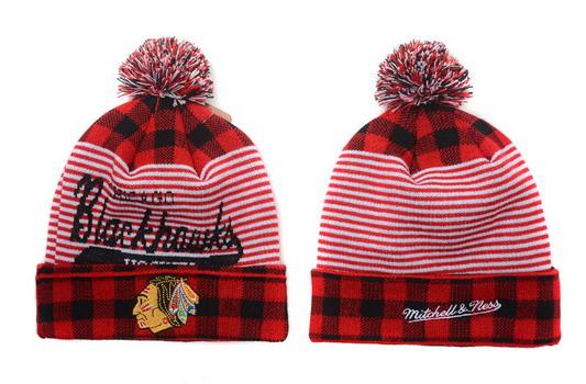 Chicago Blackhawks Beanies YD013
