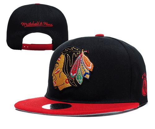 Chicago Blackhawks Snapbacks YD026