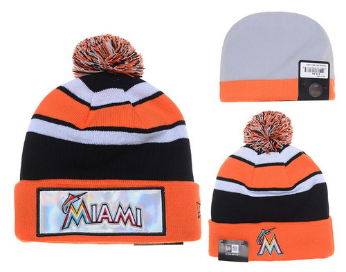Miami Marlins Beanies YD004