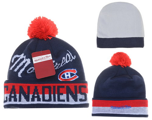 Montreal Canadiens Beanies YD001