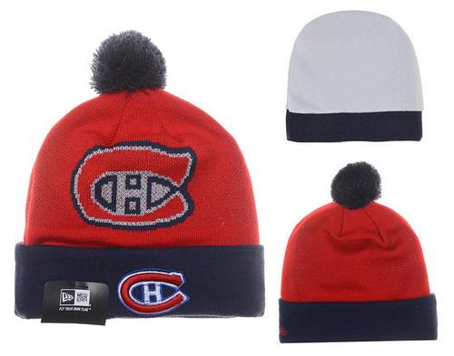 Montreal Canadiens Beanies YD002