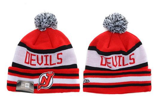 New Jersey Devils Beanies YD003