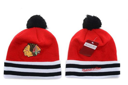 Chicago Blackhawks Beanies YD002