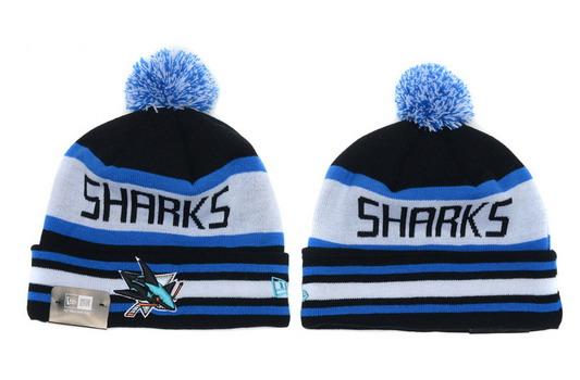 San Jose Sharks Beanies YD003