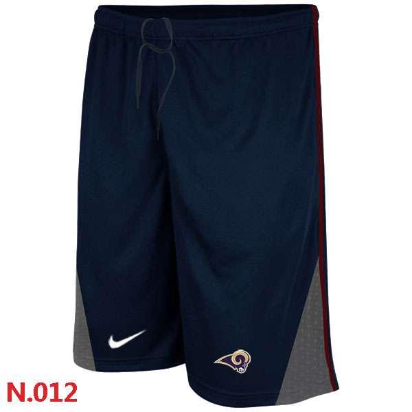 Nike NFL St.Louis Rams Classic Shorts Dark blue