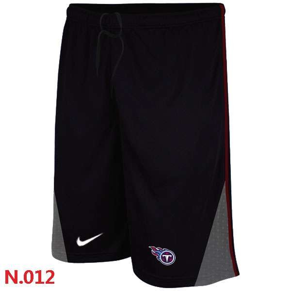 Nike NFL Tennessee Titans Classic Shorts Black
