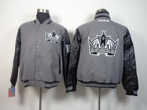 Los Angeles Kings Blank Gray Jacket